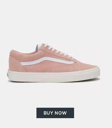 breast cancer pink vans