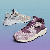 Eye-Catching Style With The Nike Air Huarache Premium Shoe