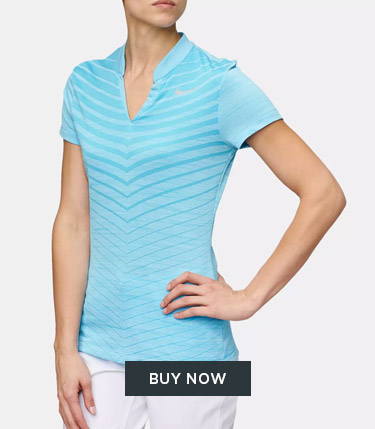 nike golf polo women