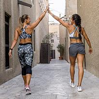 5 تمارين سهلة للنساء
