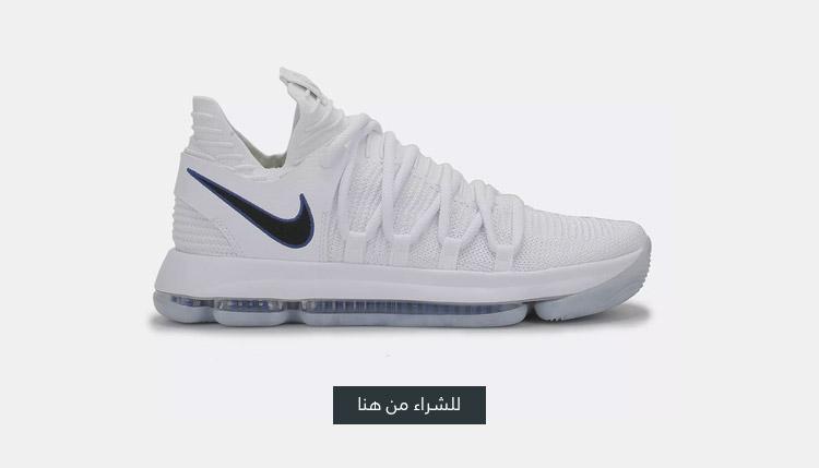 حذاء كرة السلة زوم كي دي 10 من نايك