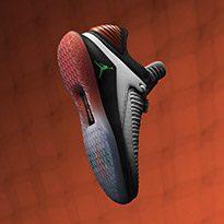 اقفز إلى القمم مع حذاء اير جوردن 32