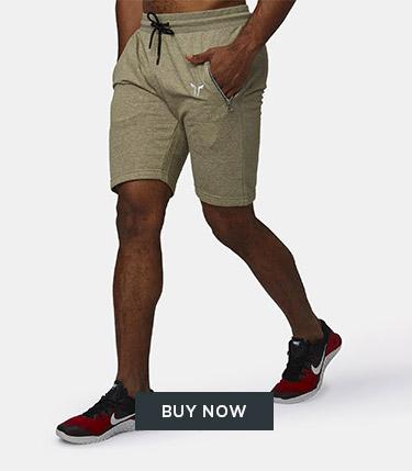 Squat Wolf Shorts - men - Dubai