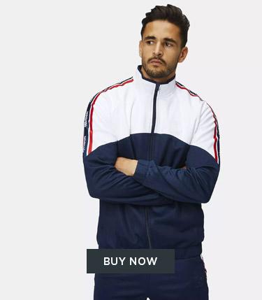 Reebok Classics Franchise Jacket- Abu Dhabi - English