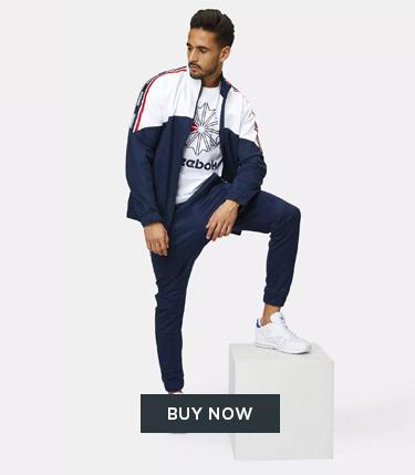 Reebok Classics Franchise Jacket- Dubai - English