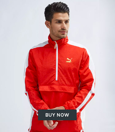 PUMA BBoy Jacket - Red - Men - Dubai