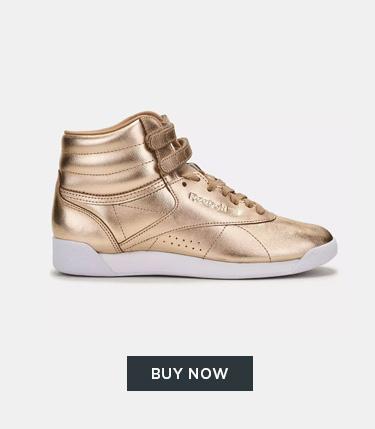 Reebok Classics Metallic Shoe - women - English