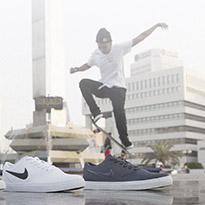 Get On Board With Fresh Skateboarding Sneakers