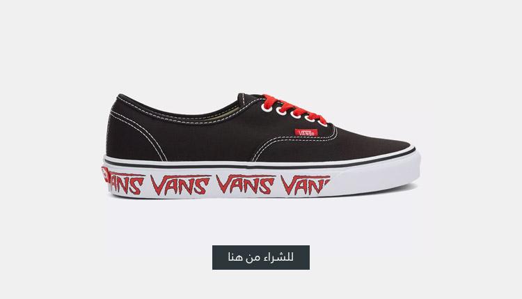حذاء سكيتش سايدوول اوثنتك من فانس، السعودية، جدة، الرياض