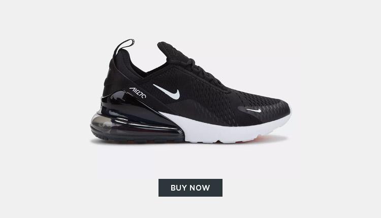 Nike Air Max 270 Black English