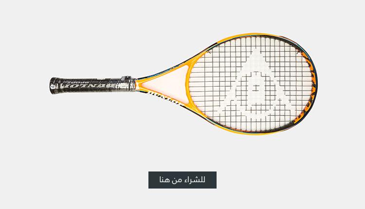 مضرب التنس بريسيشن 98 من دنلوب