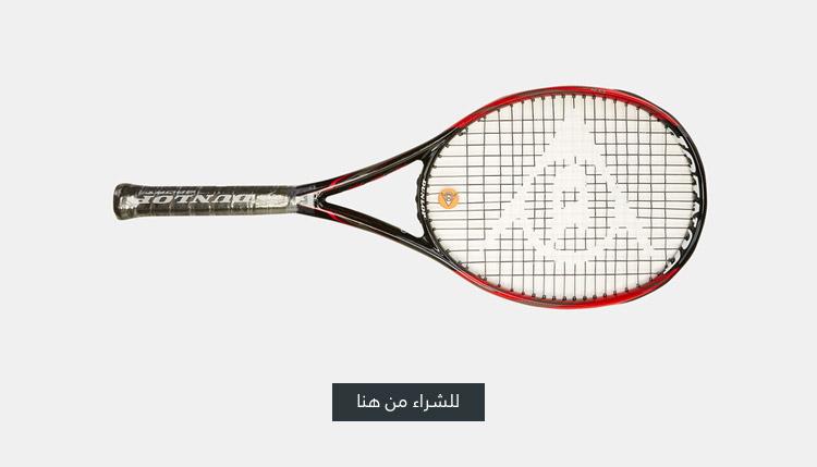 مضرب التنس بلاك-ستورم 2.0 برو من دنلوب