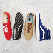 New Classics: Vans Sneakers Are Not Just One Thing
