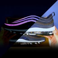 حذاء نايك اير ماكس 97: تفاصيل جريئة بألوان جديدة