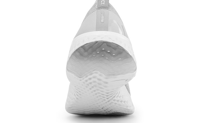 Nike Epic React Flyknit Grey Abu Dhabi
