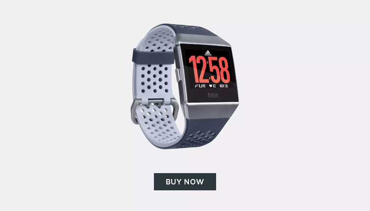 FITBIT IONIC ADIDAS EDITION WATCH