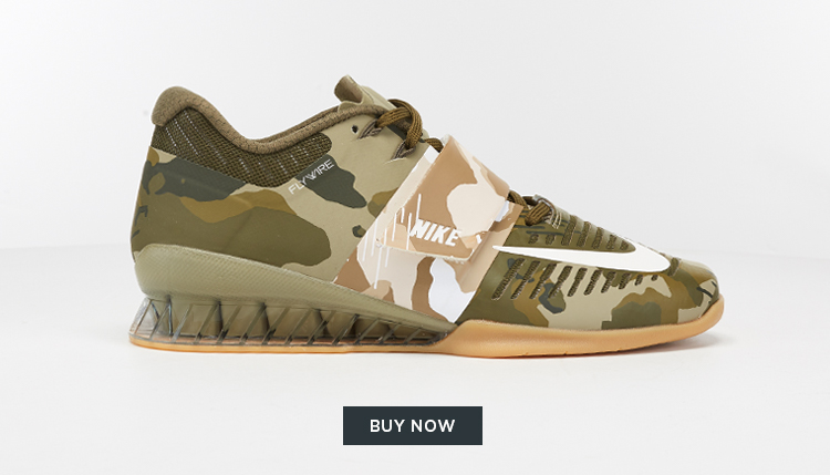 Nike Training In Camouflage | SSS Blog