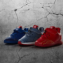 Power Up: adidas Kids' X Marvel Avengers