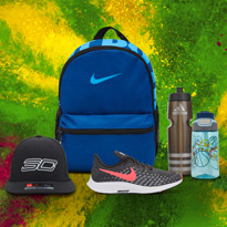 What's In Your Back To School Backpack?