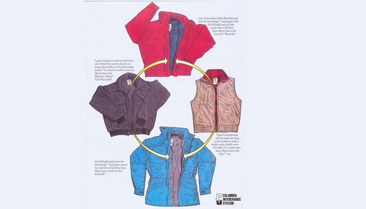 Columbia Sportswear 80th anniversary