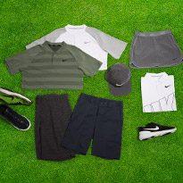 تزوّد للعبة الجولف من نايك جولف لدى الشمس والرمال للرياضة