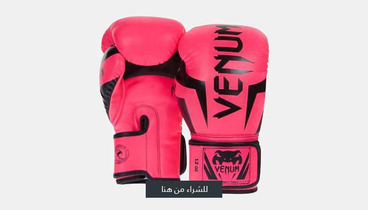 قفازات الملاكمة إيليت نيو من فينوم