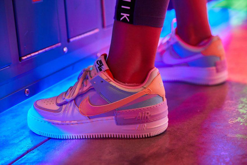 حذاء نايك اير فورس 1، السعودية، جدة، الرياض