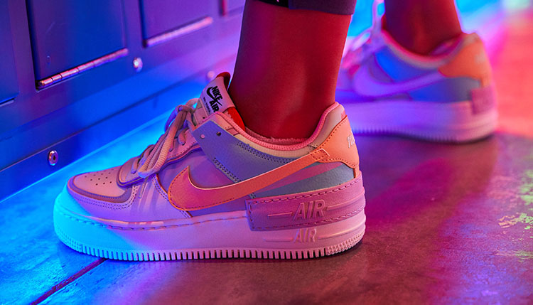 Nike Women's Air Force 1 Shoe