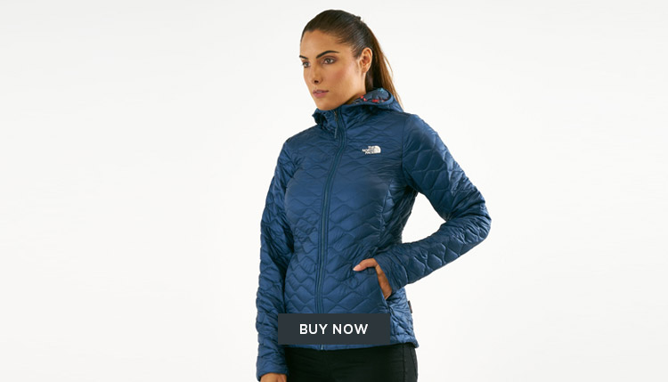 THE NORTH FACE WOMEN'S THERMOBALL™ HOODED JACKET