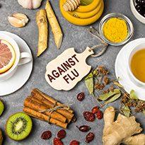 اطعمة لتقوية المناعة ومحاربة الفيروسات