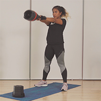 Getting Fit With Kettlebell Home Workouts
