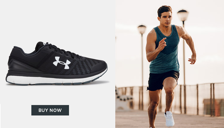 UNDER ARMOUR CHARGED EUROPA 2 RUNNING SHOE