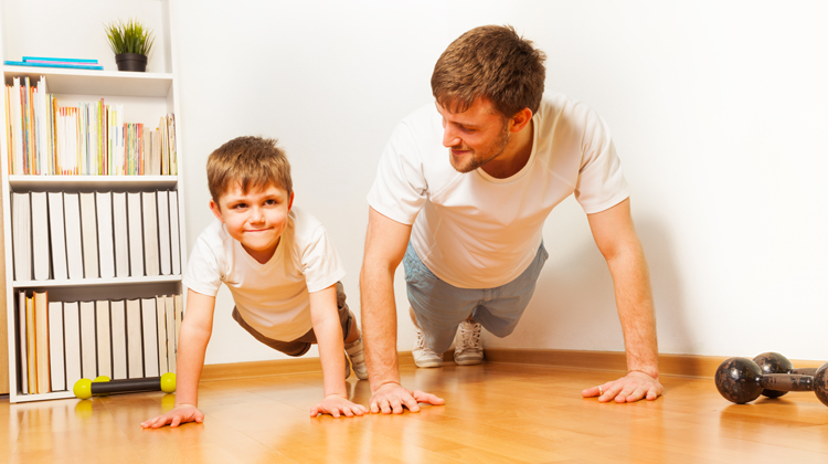 10 Simple and Fun Home Workouts for Kids