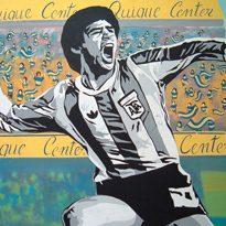 وداعًا أيها الفتى الذهبي.. وداعًا مارادونا