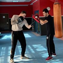 حوار مع الملاكم نيديلكو أندليك