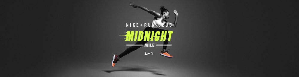 "The Nike+ Run Club Midnight Mile. "" a189b8c32a53"
