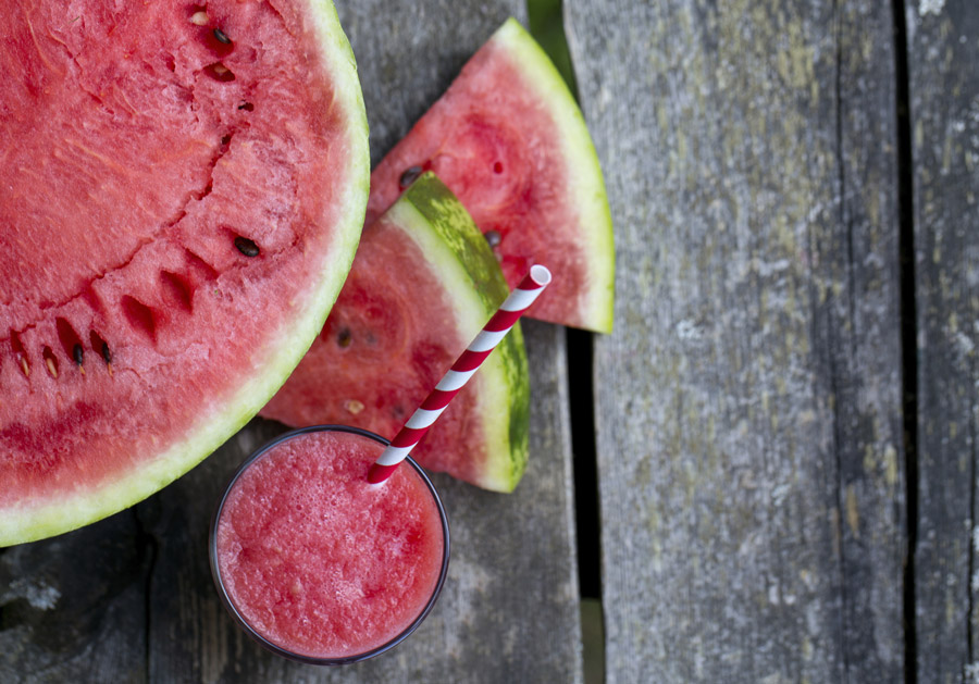 10 water-packed foods for summer